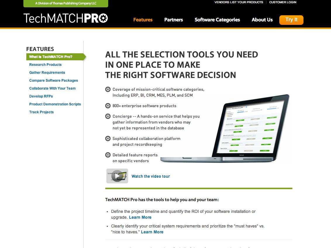 TechMatch Pro